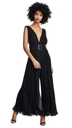 Fame And Partners The Wilcox Jumpsuit Black