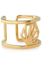 Rachel Jackson Gold Plated Ring Gold
