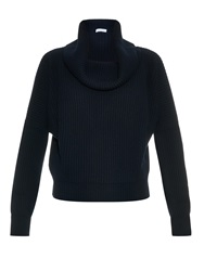 Tomas Maier Cowl Neck Cashmere Sweater