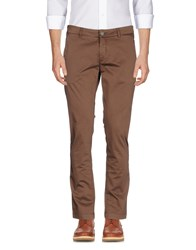 Alessandro Dell'acqua Casual Pants Brown