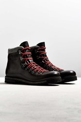 Woolrich Packer Vintage Boot Black