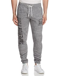 Superdry Trackster Jogger Sweatpants Gray