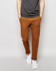 Jack And Jones Jack And Jones Straight Fit Chinos Beige
