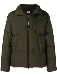 C.P. Company Cp Padded Jacket Brown