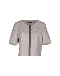Liu Jo Suits And Jackets Blazers Women Beige