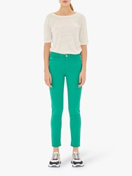 Gerard Darel Nicky Skinny Fit Jeans Green