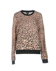 Just Cavalli Sweatshirts Pink