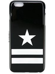 Givenchy Star Print Iphone 6 Plus Case Black