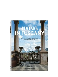 Taschen Living In Tuscany Multicolor