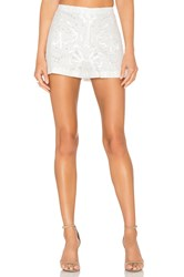 Theory Micro Lace Short White
