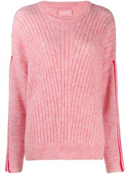 Zadig And Voltaire Vicky Mo Jumper Pink