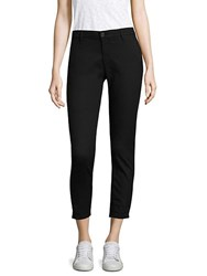 Ag Adriano Goldschmied Caden Tailored Trousers Black