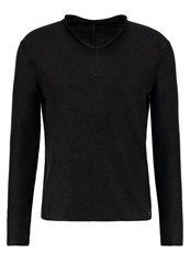 Replay Jumper Black Anthracite