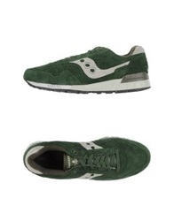 Saucony Low Tops And Trainers Emerald Green