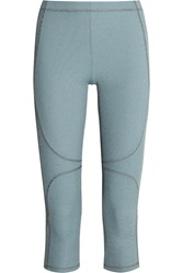 Theory Ribbed Stretch Jersey Leggings