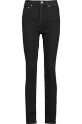 Marc By Marc Jacobs Ella High Rise Skinny Jeans Black