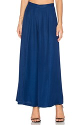 Finders Keepers Leandro Pant Blue
