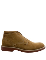 Bass Plano Suede Chukka Boots Taupe