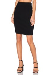 Alexander Wang Midi Skirt Black