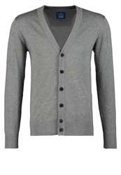 Tom Tailor Cardigan Dark Grey Heather
