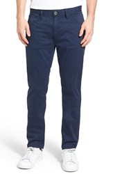 Men's Original Paperbacks 'Silverlake' Chino Pants Navy
