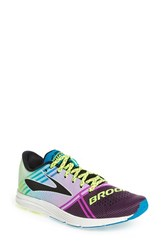 Brooks Women's 'Hyperion' Running Shoe Imperial Purple Blue