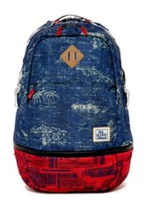 Dakine Interval Wet Dry 24L Backpack Blue
