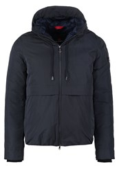 Peuterey Grimone Down Jacket Navy Dark Blue