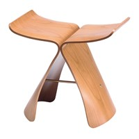 Vitra Butterfly Stool Maple