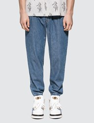 Mcq By Alexander Mcqueen Denim Trackpant