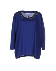 Jucca Topwear T Shirts Women Blue