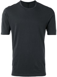 The Viridi Anne Slim Fit T Shirt Grey