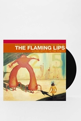 Urban Outfitters The Flaming Lips Yoshimi Battles The Pink Robots Lp Assorted