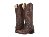 Corral Boots G1349 Tabaco Cowboy Multi