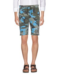 Converse Cons Bermudas Military Green