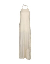 Collection Privee Collection Privee Long Dresses Beige