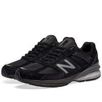 New Balance M990bk5 Made In The Usa Black