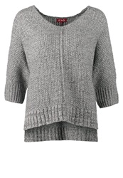Derhy Bienvenue Jumper Gris Grey