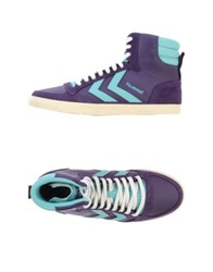 Hummel High Tops And Trainers Lead