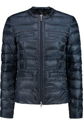 Add Quilted Shell Jacket Blue