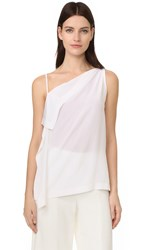 Dion Lee Camisole Ivory