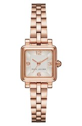 Marc By Marc Jacobs Women's Vic Bracelet Watch 20Mm X 20Mm