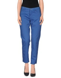 Mason's Casual Pants Blue