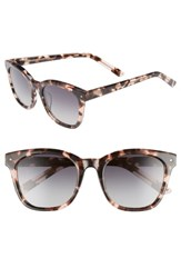 Diff Ryder 52Mm Polarized Sunglasses Himalayan Tortoise Grey Himalayan Tortoise Grey