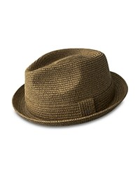 Bailey Of Hollywood Billy Braided Straw Hat Coconut Brown