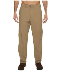 Exofficio Sol Cool Nomad Pants Walnut Men's Casual Pants Brown
