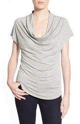 Women's Amour Vert 'Norma' Short Sleeve Cowl Neck Top