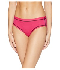 Exofficio Give N Go R Sport Mesh Bikini Brief Pink Blush Underwear