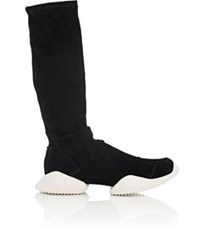 Adidas X Rick Owens Men's Runner Knee Boots Black