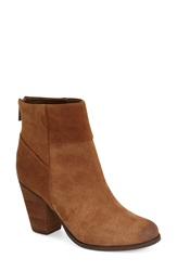 Arturo Chiang 'Hadley' Bootie Women Toast Leather